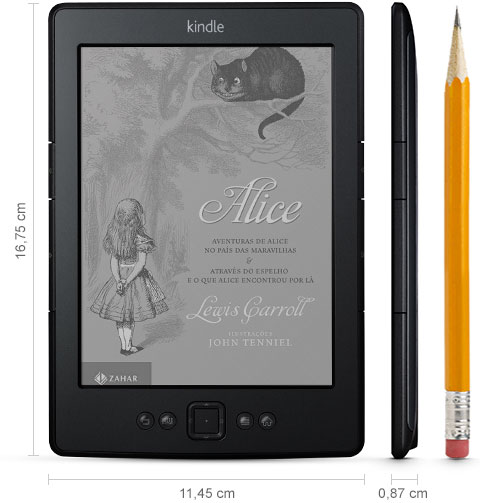 kindle lateral