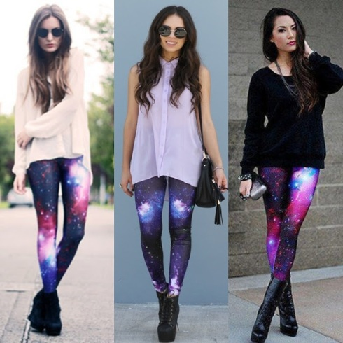 legging galaxy