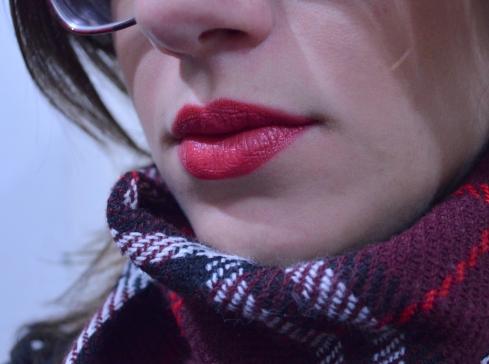 O resultado nos lábios é muito bonito