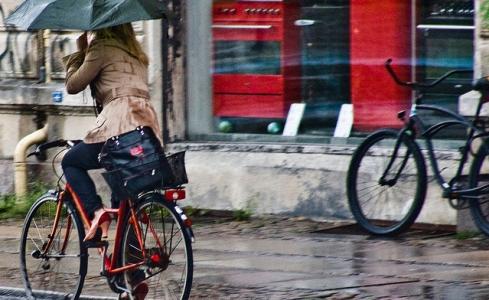 rain bike